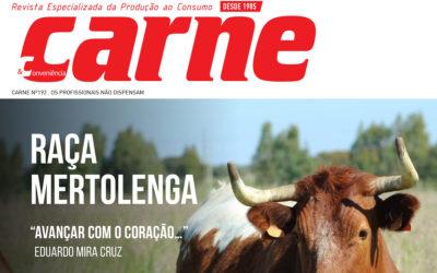 Entrevista na revista Carne